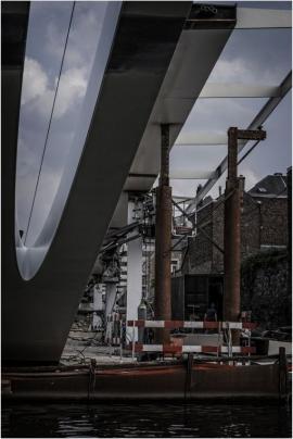 L'enjambée (en construction).