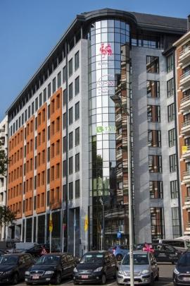 Bâtiment SPW Place Joséphine-Charlotte à 5100 Jambes (secrétariat général).
