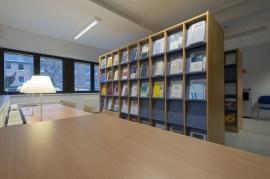 Bibliothèque centrale du Service public de Wallonie (SPW - SG/DDAR)
