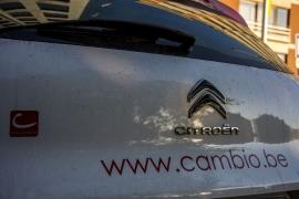Voiture partagées  Cambio