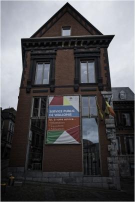 Espace Wallonie de Liège