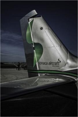 Reportage avions Sonaca à Temploux.