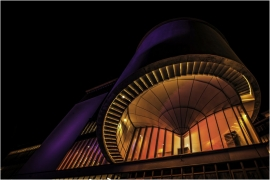 En plus d'une nouvelle identité architecturale, la Maison de la Culture  se dote d'une nouvelle dénomination