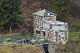 Ancienne maison du gardien du Barrage de la Gileppe