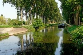 Canal de l'Espierres
