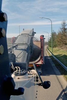 E25 chantier Ferrières Harzée