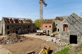 rénovation habitation à Fernelmont
